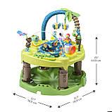 Игровой детский развивающий центр ExerSaucer® Triple Fun ™ Amazon, фото 2