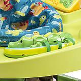 Игровой детский развивающий центр ExerSaucer® Triple Fun ™ Amazon, фото 6