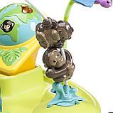 Игровой детский развивающий центр ExerSaucer® Triple Fun ™ Amazon, фото 9