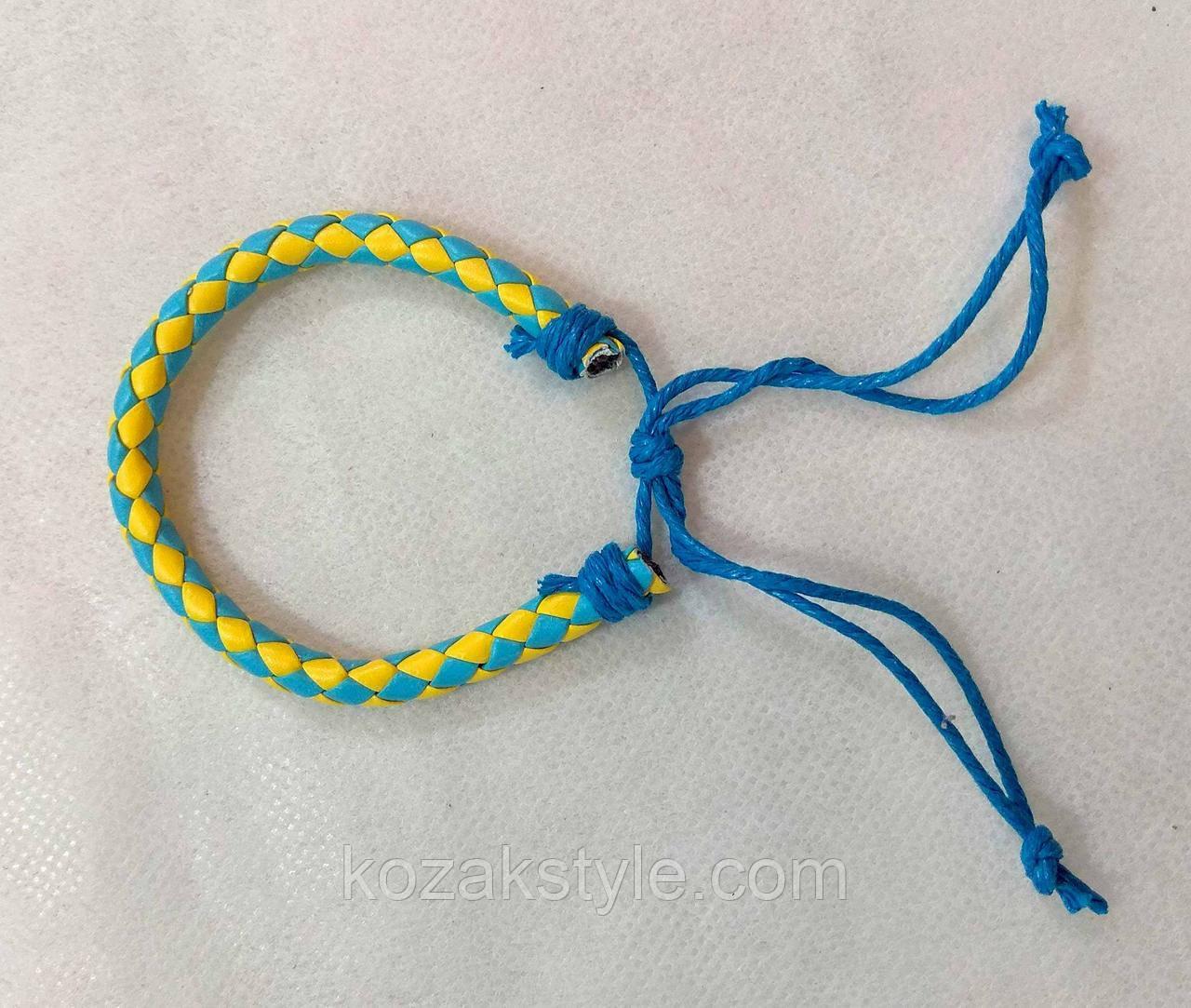 Браслет плетений Змійка