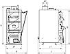 Altep Classic 20 кВт котел длительного горения на твердом топливе с механическим регулятором тяги, фото 7