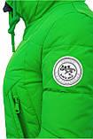 Куртка жіноча Freever баклажан, чорний, біла, фото 5