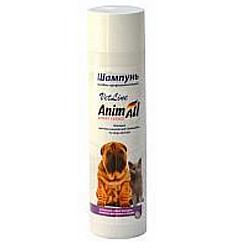 Шампунь Animall VetLine Енімал Ветлайн для собак з хлоргексидин і кетаназол 250 мл