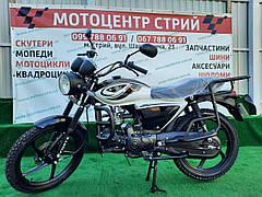 Мотоцикл Forte Alpha 125 New (черный)