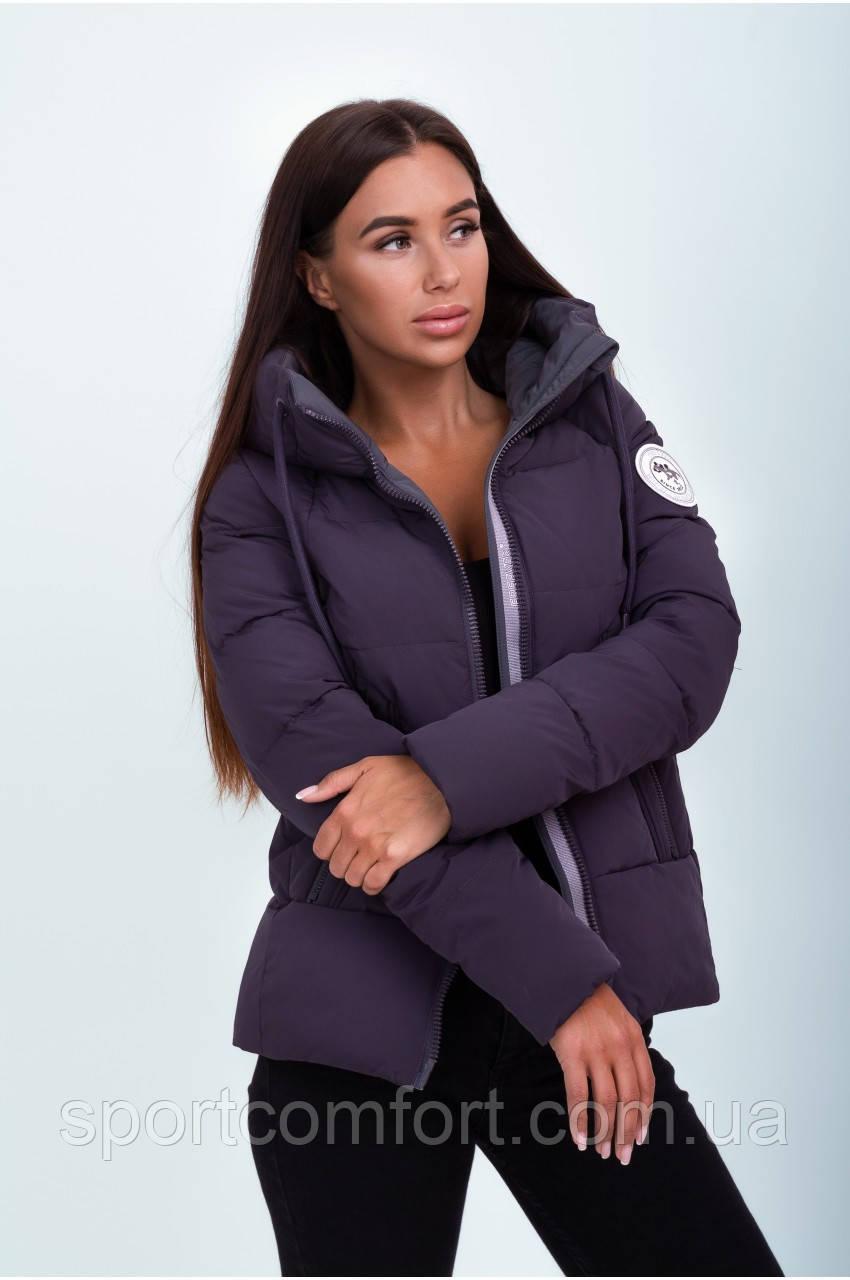 Куртка женская Freever баклажан