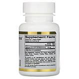 Коэнзим Кью 10 CoQ10, California Gold Nutrition, 100 мг, 30 капсул, фото 2