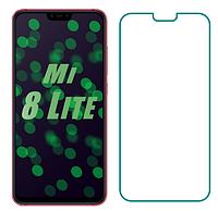 Защитное стекло для Xiaomi Mi 8 Lite прозрачное 2.5 D 9H (ксиоми сяоми ми 8 лайт)