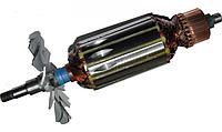 Якорь болгарки Stern AG 180 крыльчатка металл