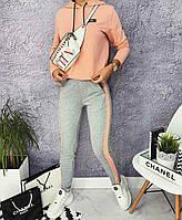 Жіночий спортивний костюм 007 забарвлення різні, фото 1