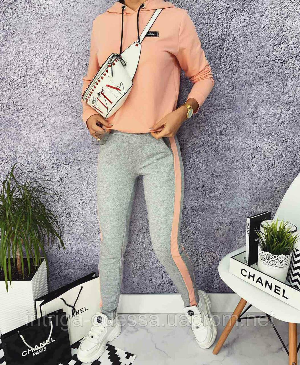 Жіночий спортивний костюм 007 забарвлення різні