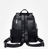 Качественный городской женский рюкзак экокожа Meizi, фото 2