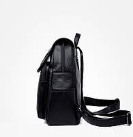 Качественный городской женский рюкзак экокожа Meizi, фото 4