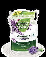 Гипоалергенный гель для стирки Green Emotion Lavantrice Busta 1500 ml