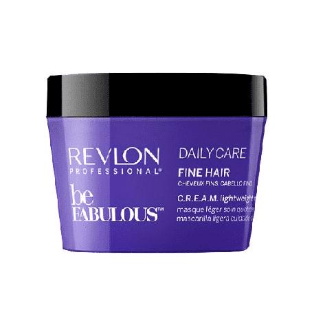 Маска легка для тонкого волосся Revlon Be Fabulous 200 мл, фото 2