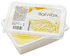 Парафин в контейнере Лимон ItalWax 500 г