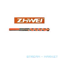 Сверло универсальное по бетону, дереву, керамике ZhiWei 8 мм