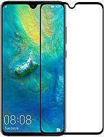 Защитное стекло Nillkin CP+ MAX Full Cover Tempered Glass Huawei Mate 20 Black 104906, КОД: 1476209