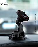 Автомобильный магнитный держатель в автомобиль для мобильного телефона на стекло Hoco CA28 Happy journey, фото 8
