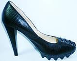 Туфли на высоком каблуке welfare 1256407, фото 4