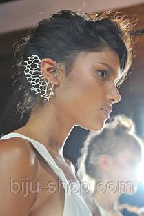 Ear cuffs от Chanel