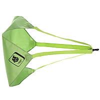 Парашют тормозной для плавания Mad Wave DRAG BAG PL Латекс EVA Нейлон Зеленый (СПО M077903400W)