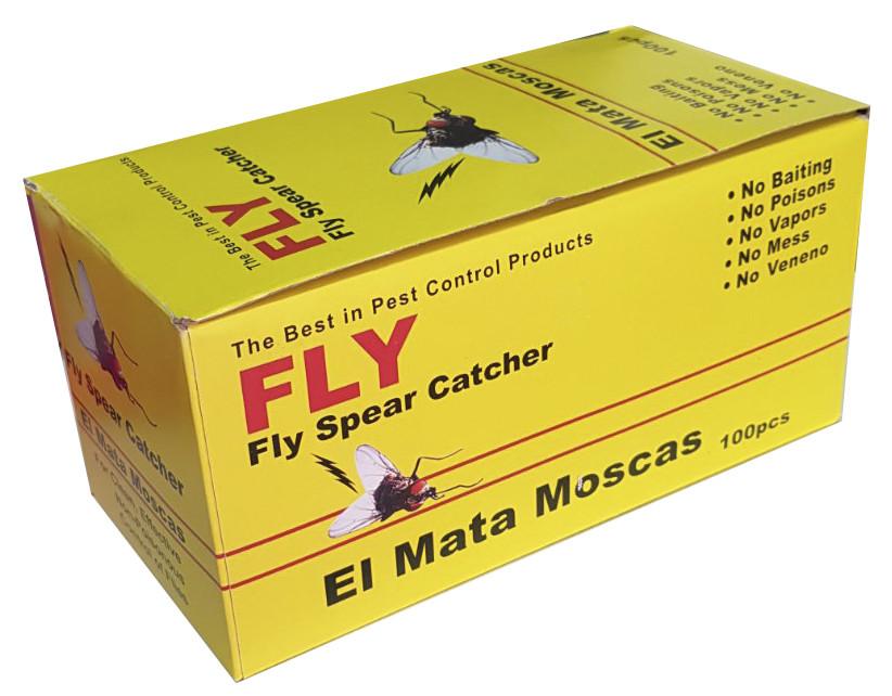 Липкая лента от мух FLY