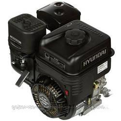Бензиновый двигатель HYUNDAI вал 19мм, 196 см3 DK168F/P-1L
