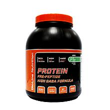 Оригинал протеин для набора мышечной массы, 80% белка Германия 2 кг вкус Мороженое Пломбир