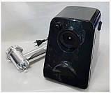 Мясорубка Domotec MS 2023,электрическая,с соковыжималкой 3000Вт, фото 3