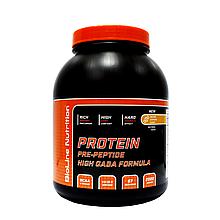 Протеин для роста мышц Карамель, Германия, 80% белка+16% ВСАА