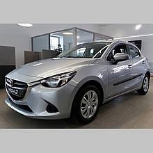 Молдинги на двері для Mazda2 (DJ) 5Dr 2014-2019