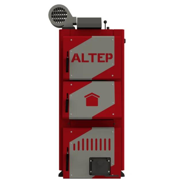 Altep Classic Plus 24 кВт котел на твердому паливі з електронним управлінням процесом горінням
