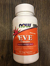 NOW Eve women's Multivitamin 90softgel