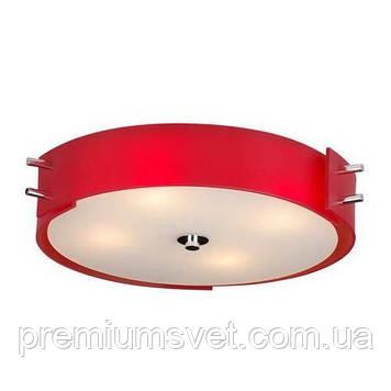 Потолочная люстра в красном цвете INL-9071C-06 (Red)