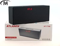 Портативная колонка с Bluetooth 5Вт Atlanfa AT-7708