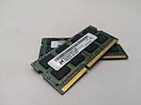 Оперативна память DDR3 4GB MT/ddr3/4gb/12800s/1600Mhz, фото 3