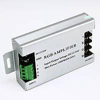 Підсилювач RGB AMP 30А m OEM