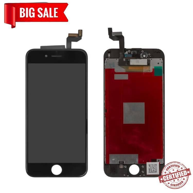 Модуль (сенсор + дисплей) Iphone 6S чорний