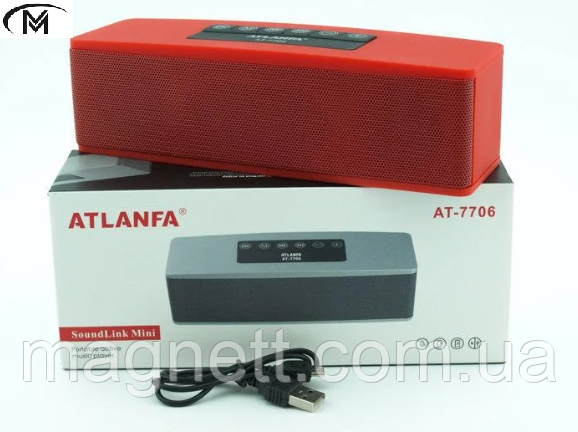 Колонка ATLANFA AT-7706
