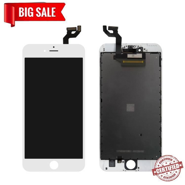Модуль (сенсор + дисплей) Iphone 6S+ ORIGINAL білий