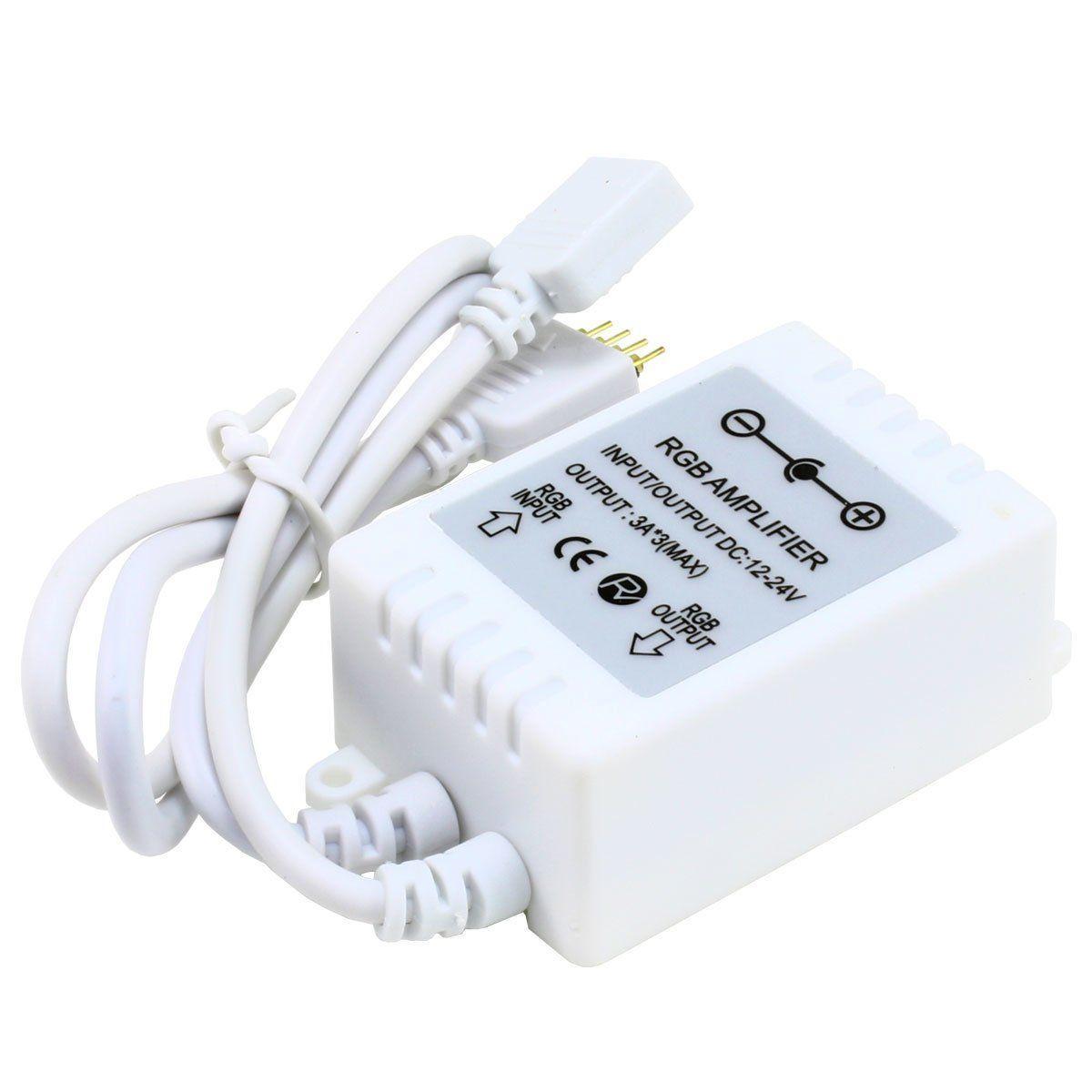 Усилитель RGB AMP 9А pl OEM