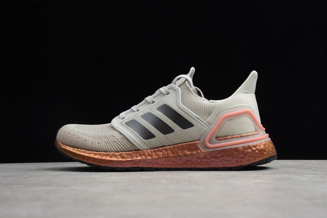 Кроссовки женские Adidas Ultraboost 20 / ADM-3566 (Реплика)