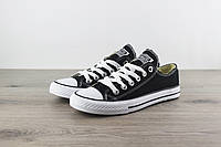 Converse Chuck Taylor All Star Black Low Top