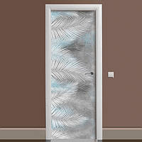 Наклейки на двери