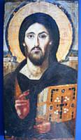 Икона Спас Вседержитель (Пантократор) Синайский., фото 1