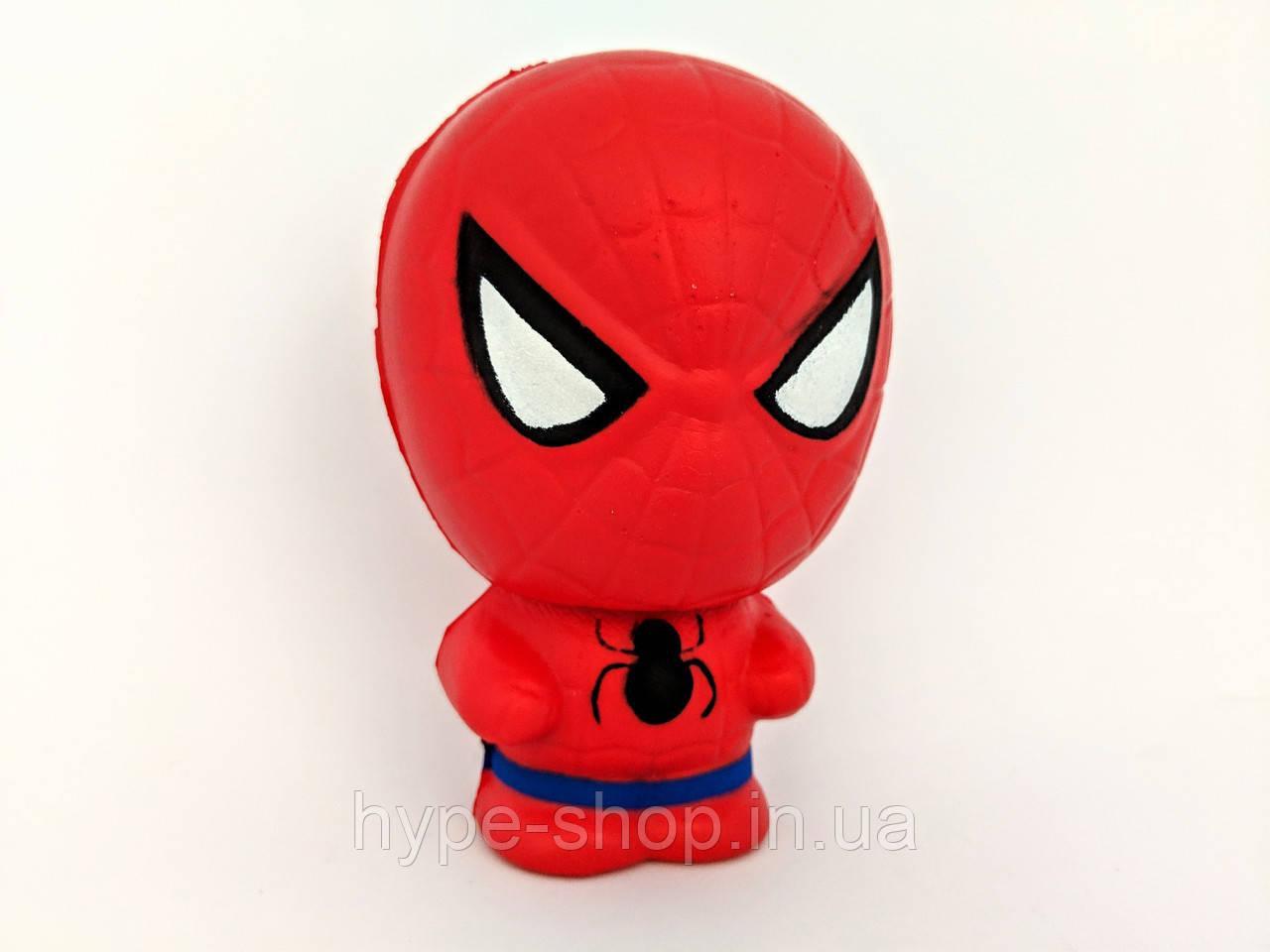 Сквиш Супергерой Человек Паук