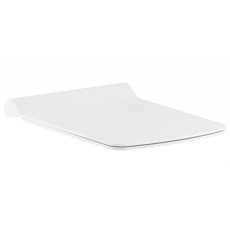 Сиденье для унитаза Slim slow-closing Volle Larios 13-27-084 белый
