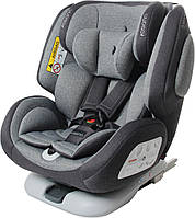 Дитяче автокрісло ONE360° (0-12 років до 36 кг.) з системою Isofix Universe Grey