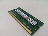 Оперативна память Samsung ddr3 /4gb/ 1rx8/ pc3l/ 12800s/ 1600mhz, фото 4