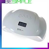 Sun X  Plus 72 Вт UV/LED / лампа для гель лака и гелей